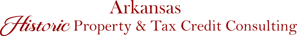 Arkansas Historic Property & Tax Credit Consulting