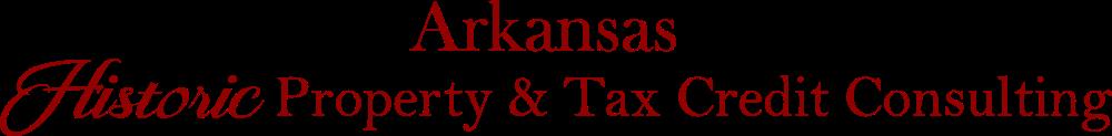 Arkansas Historic Property & Tax Credit Consulting