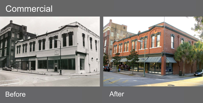 commerical historic tax credits