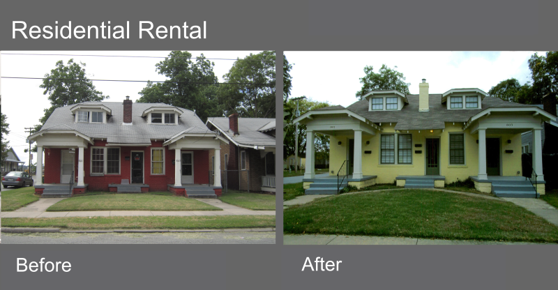 residential rental historic tax credits